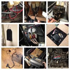 Electronics (maxi-fuse upgrade and plug-n-play harness)