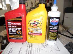 Oil Mix rebello