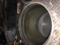 crown and cylinder condition