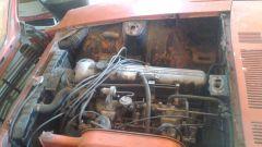 71 240z Engine