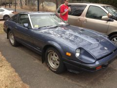 Phase 1, purchase used '83 ZX