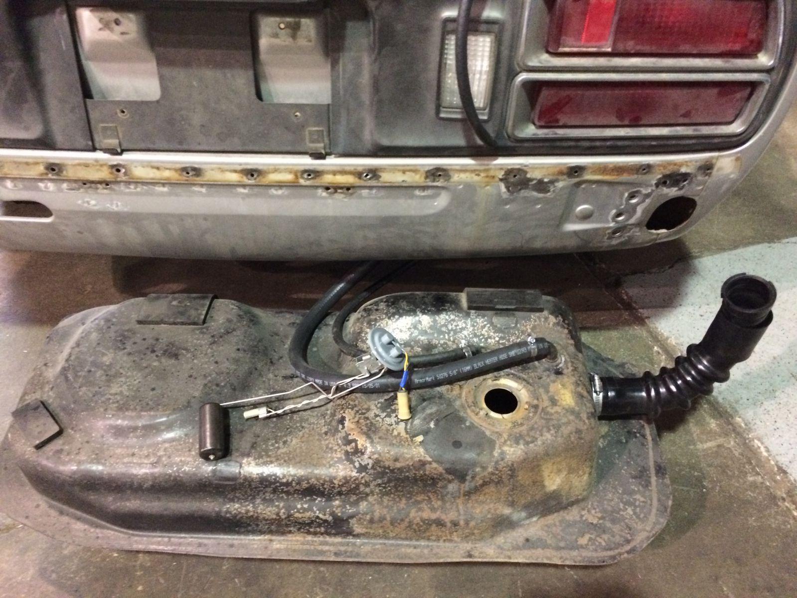 Gas Tank, 3
