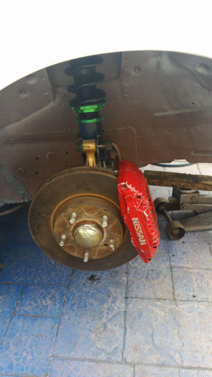 suspension pics