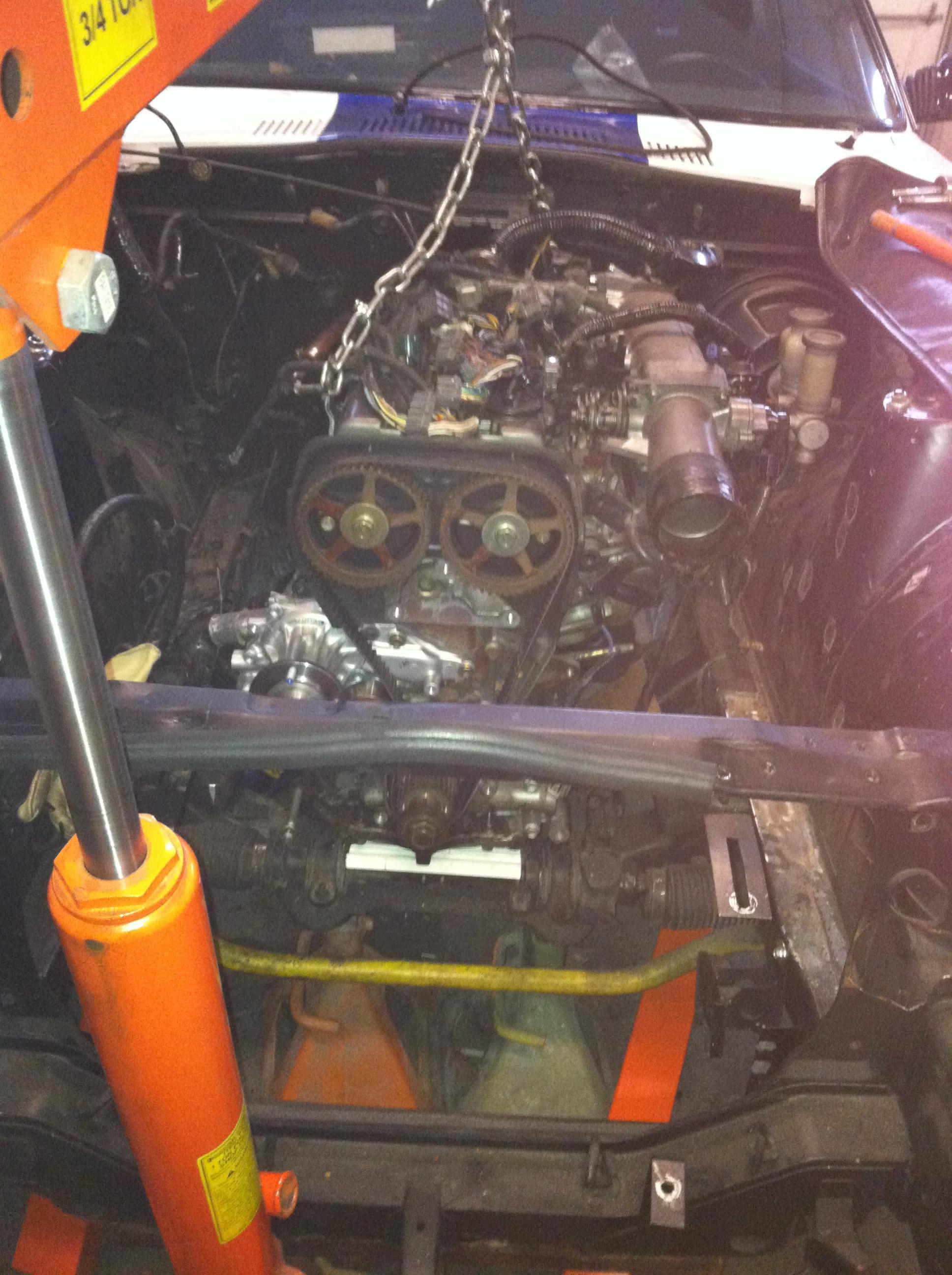 My 76 280z 1jz build thread - Toyota L6 Forum - HybridZ