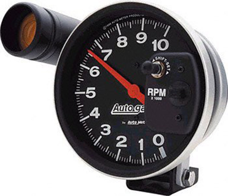Autometer Tachometer To Build Into Original Tachometer