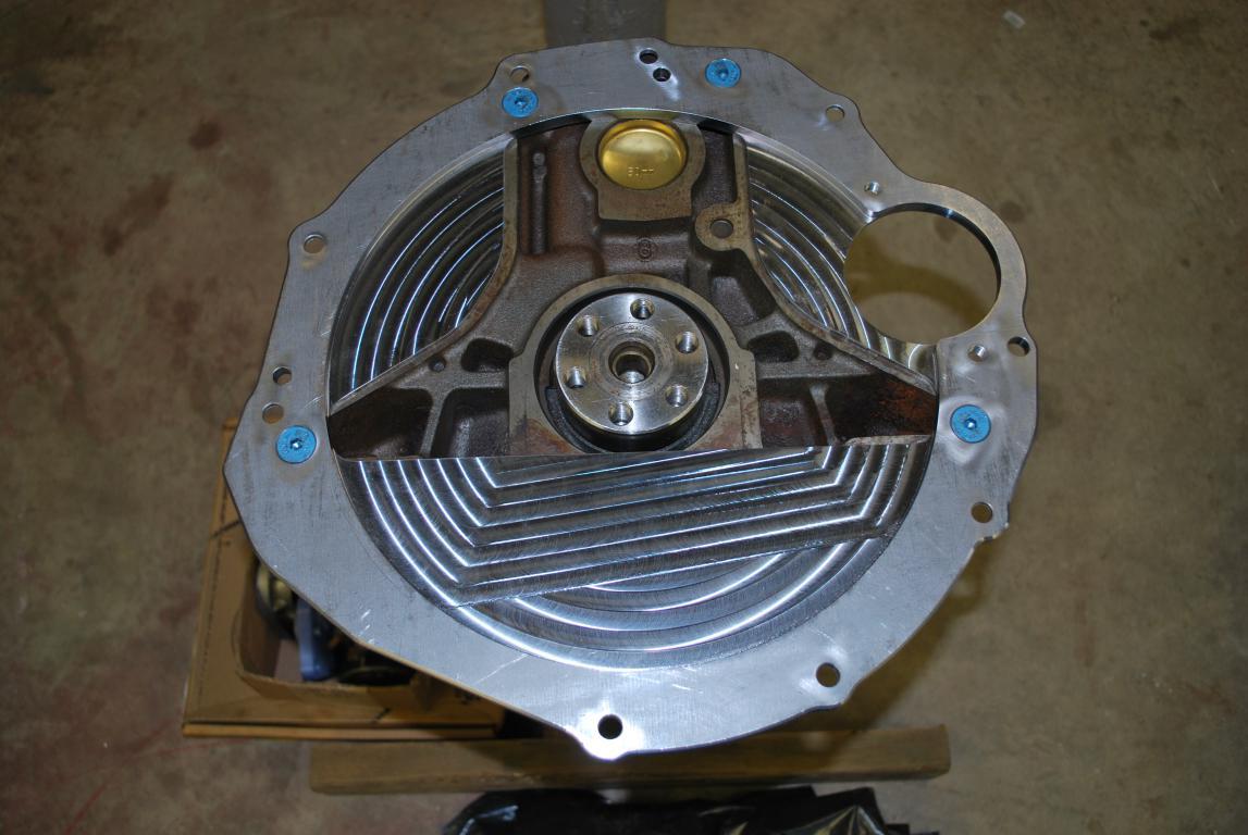 L28 - 350Z 6 Speed Transmission Adapters - Vendor's Forum
