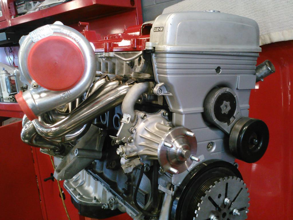 97 2jzge in a 260z, alternator wiring questions - Toyota L6 Forum