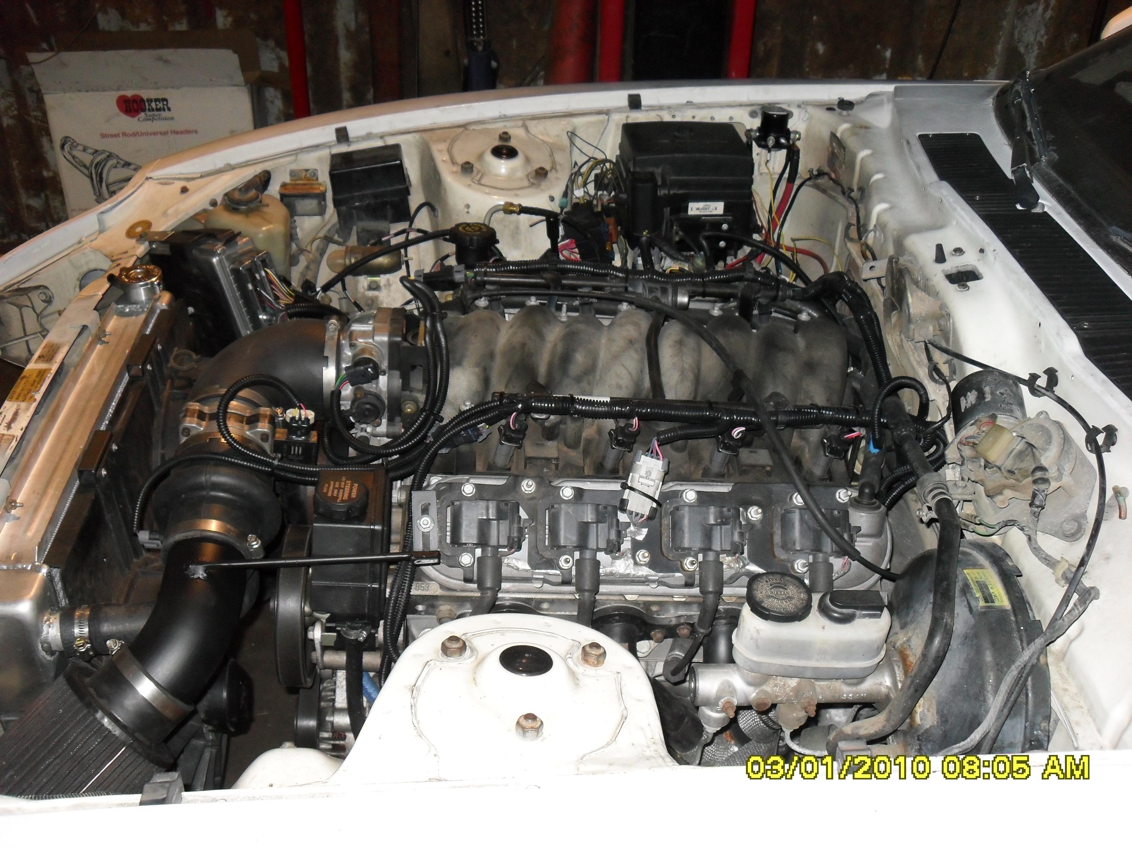 ls1 280zx - S130 Series - 280ZX - HybridZ