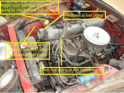 260z Fuel Filter | Wiring Diagram