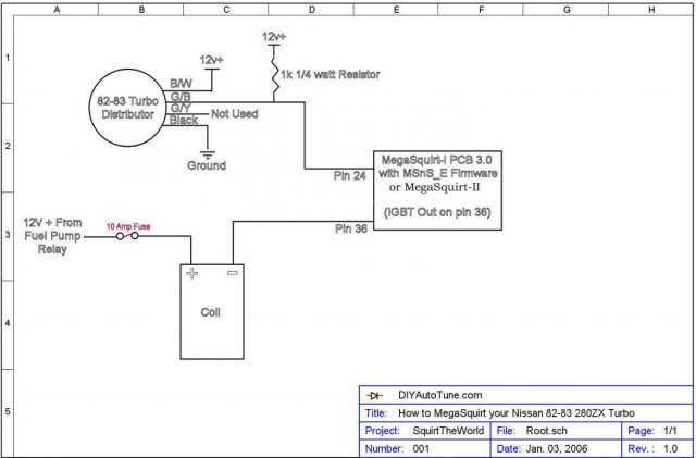 L28ET Megasquirt (MS2-3 0) ignition issue - MegaSquirt - HybridZ