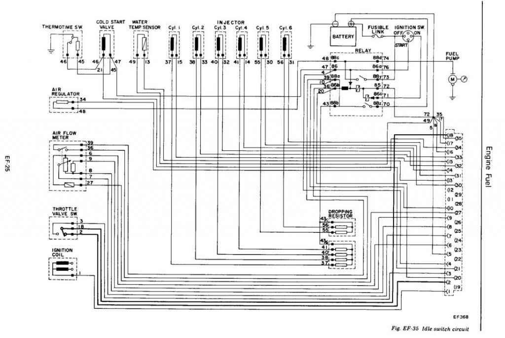 Enjoyable 77 280Z Wiring Diagram Wiring Diagram Wiring 101 Hateforg