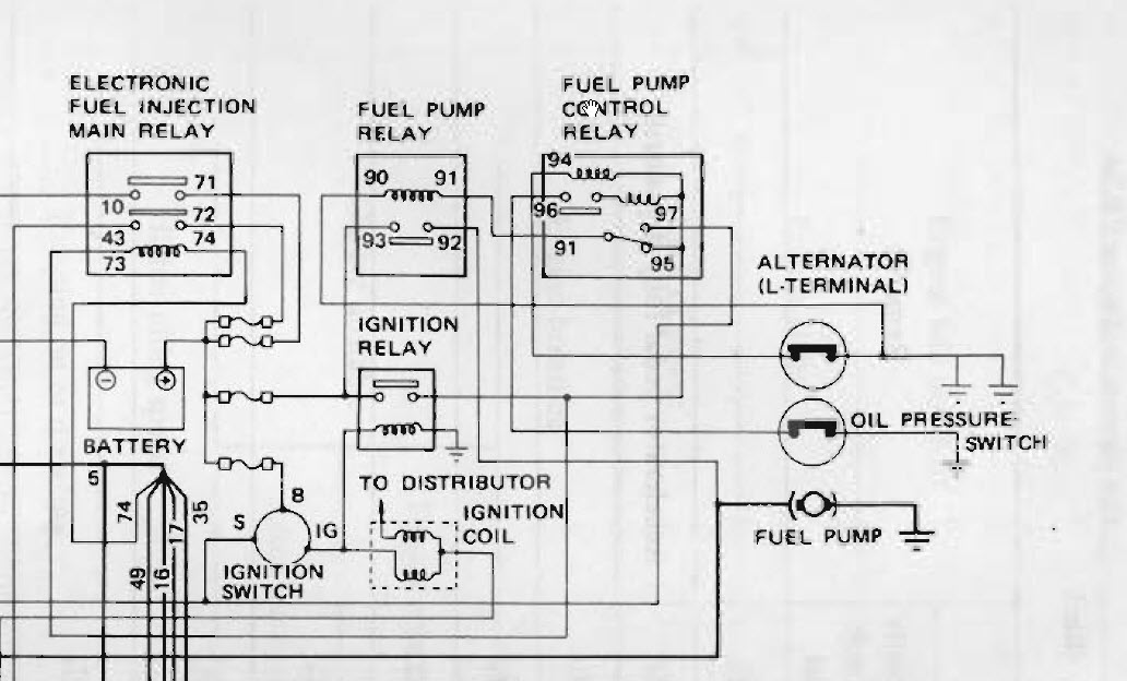 Where Do You Buy A Fuel Pump Control Relay