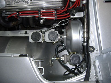 A One Inch Diameter Brake Master Cylinder for the S30 Z Cars