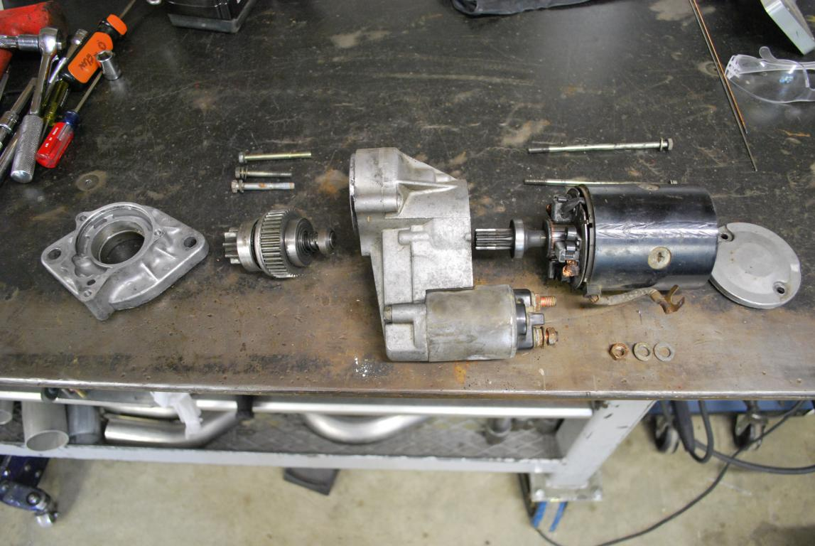 L28 - 350Z 6 Speed Transmission Adapters - Vendor's Forum - HybridZ