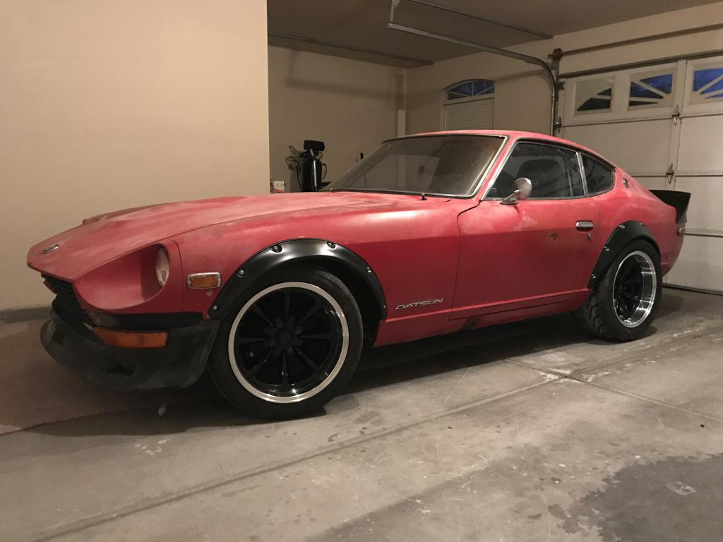 Yet another S30 LS Project, engine swap kits opinions - Gen III & IV