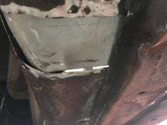 Floor Repair Inside