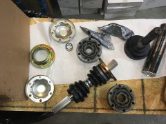 axle assembly 1