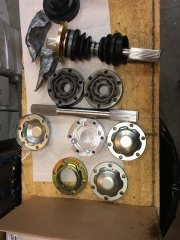 Axle assembly 2