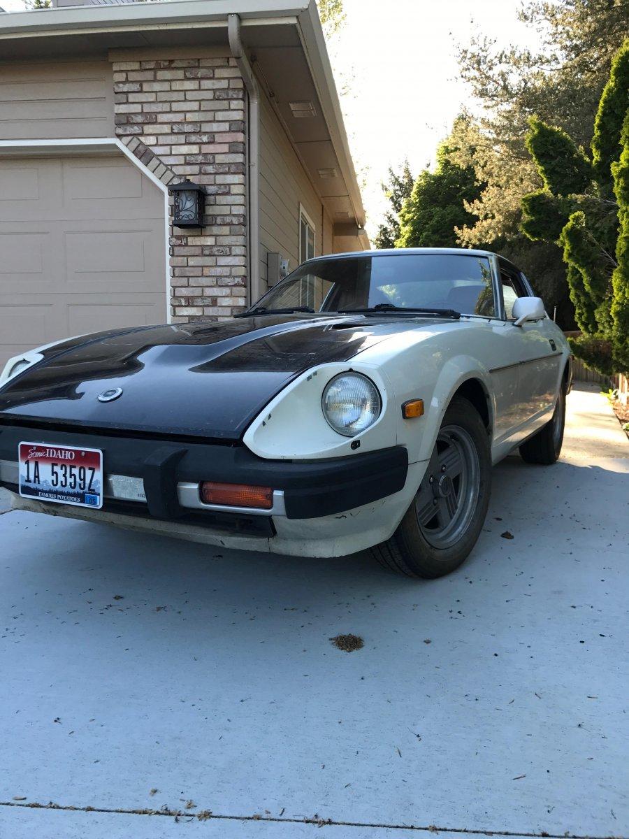 My 1981 280zx turbo