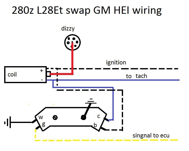 1978 280z, GM Hei Module Problem - S30 Series - 240z, 260z, 280z - HybridZ
