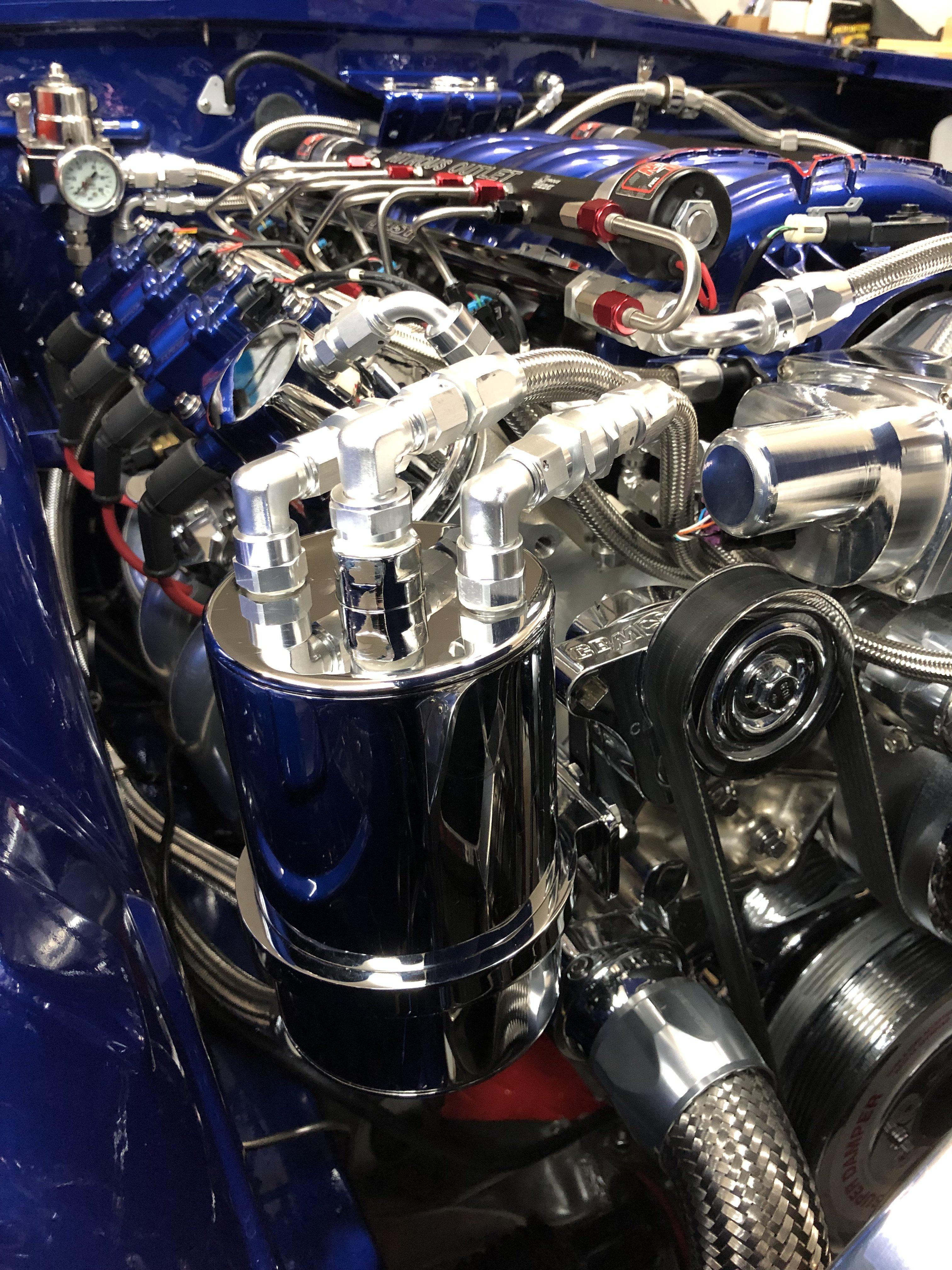 78 280Z LS3 Project - Page 19 - Gen III & IV Chevy V8Z Tech Board
