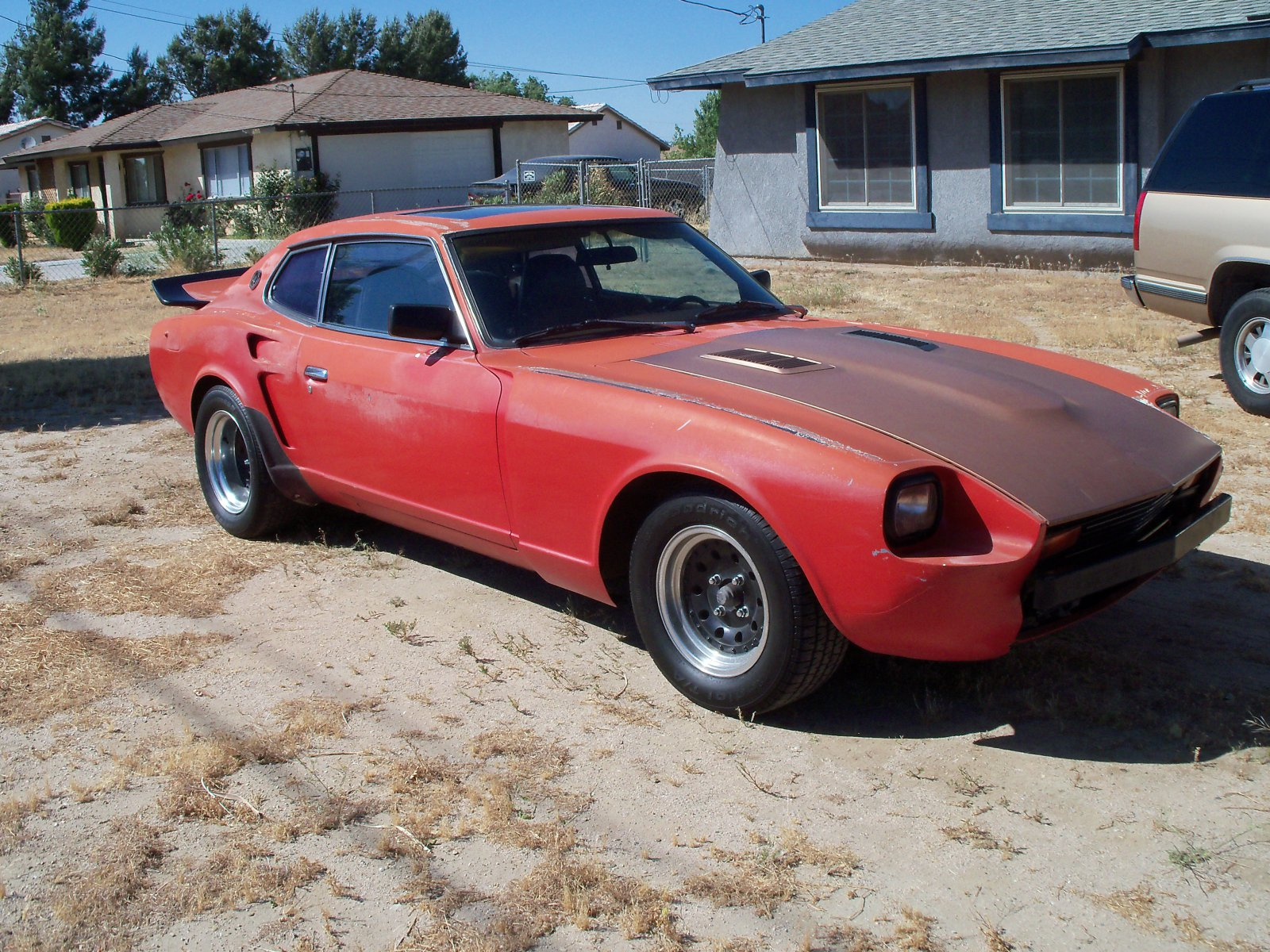 JCR body kit called the California Z.