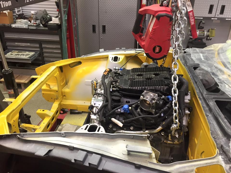 VQ37VHR swap Questions *1974 Datsun Z - Nissan V6 Forum - HybridZ