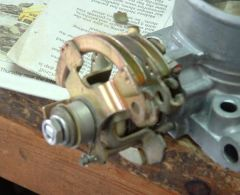 240SX throttle body disassembly