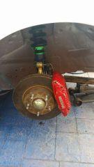 s14 suspension z32 brakes
